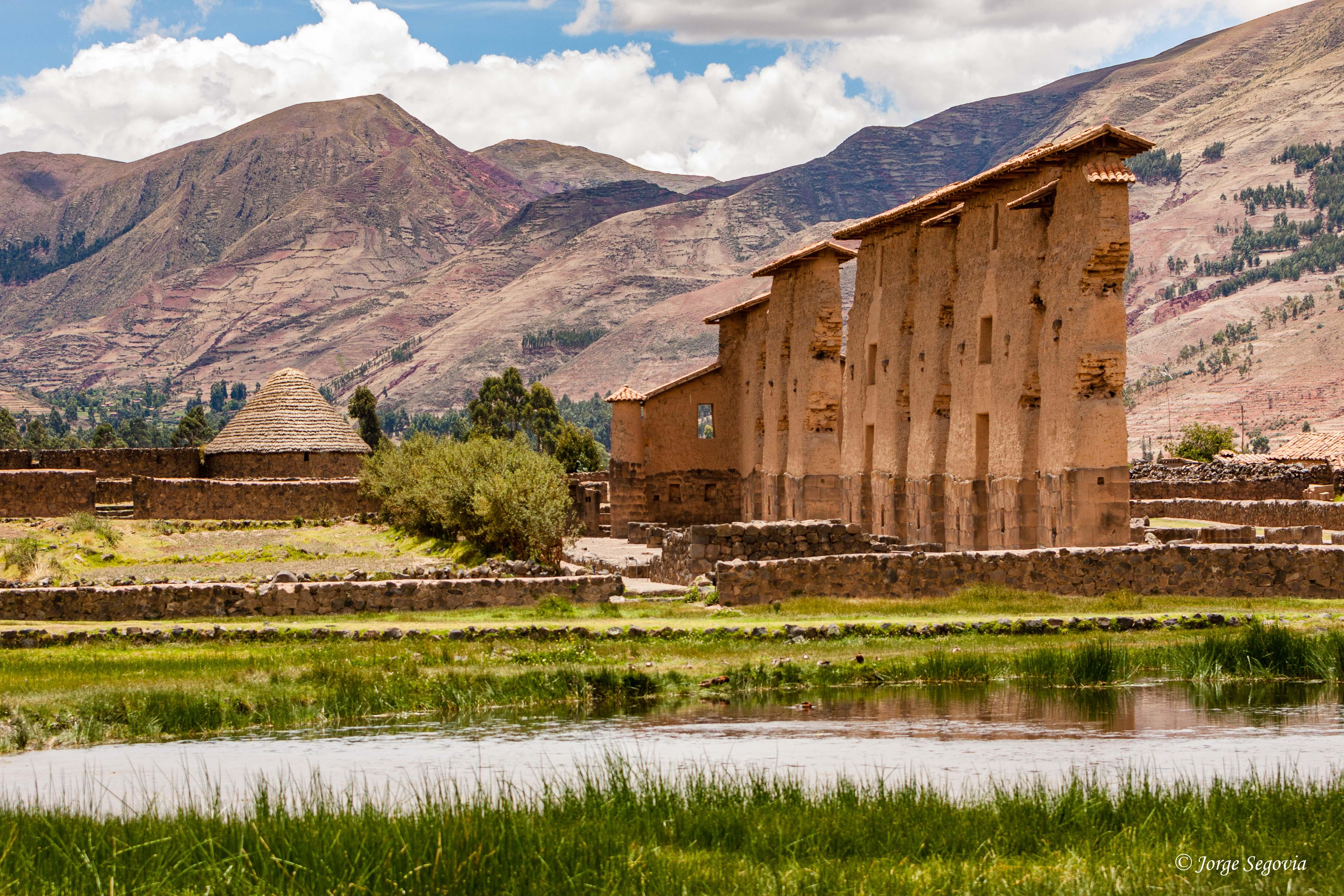 Raqchi en Perú