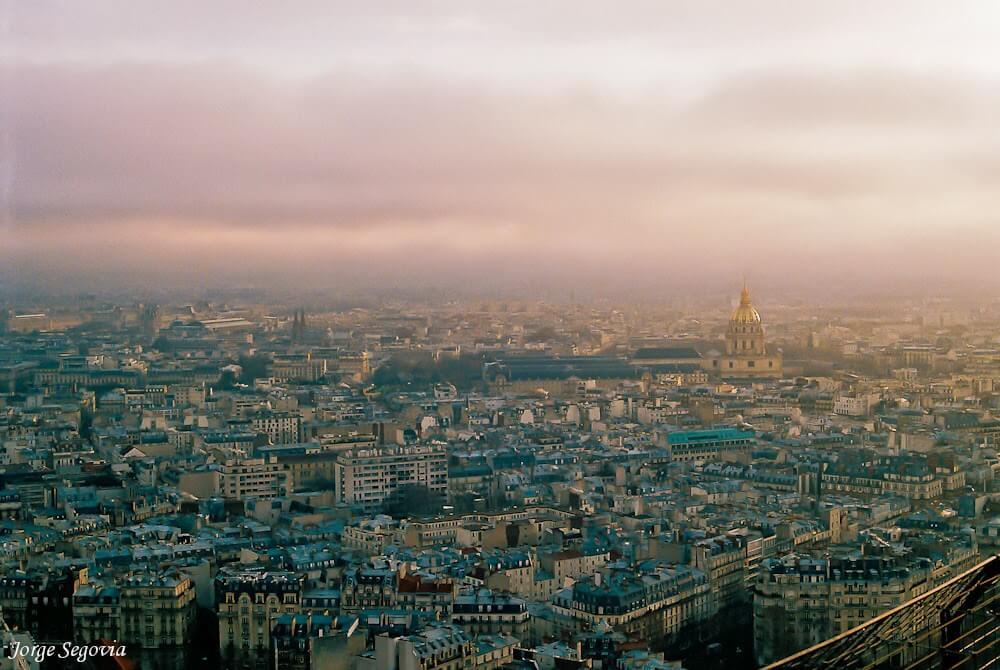 París, panorámica