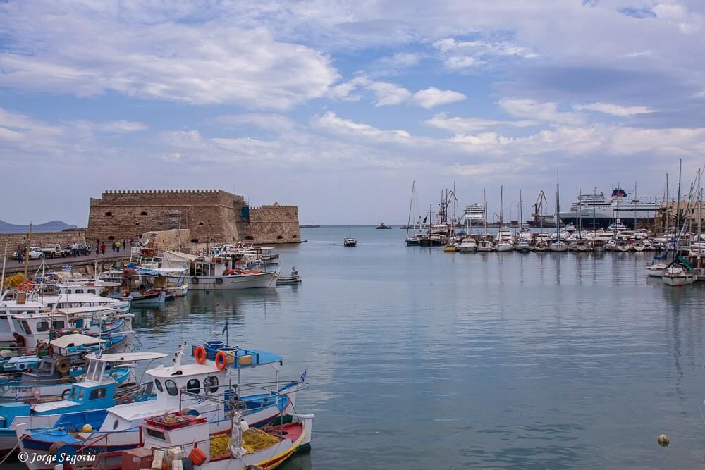 Creta en Semana Santa