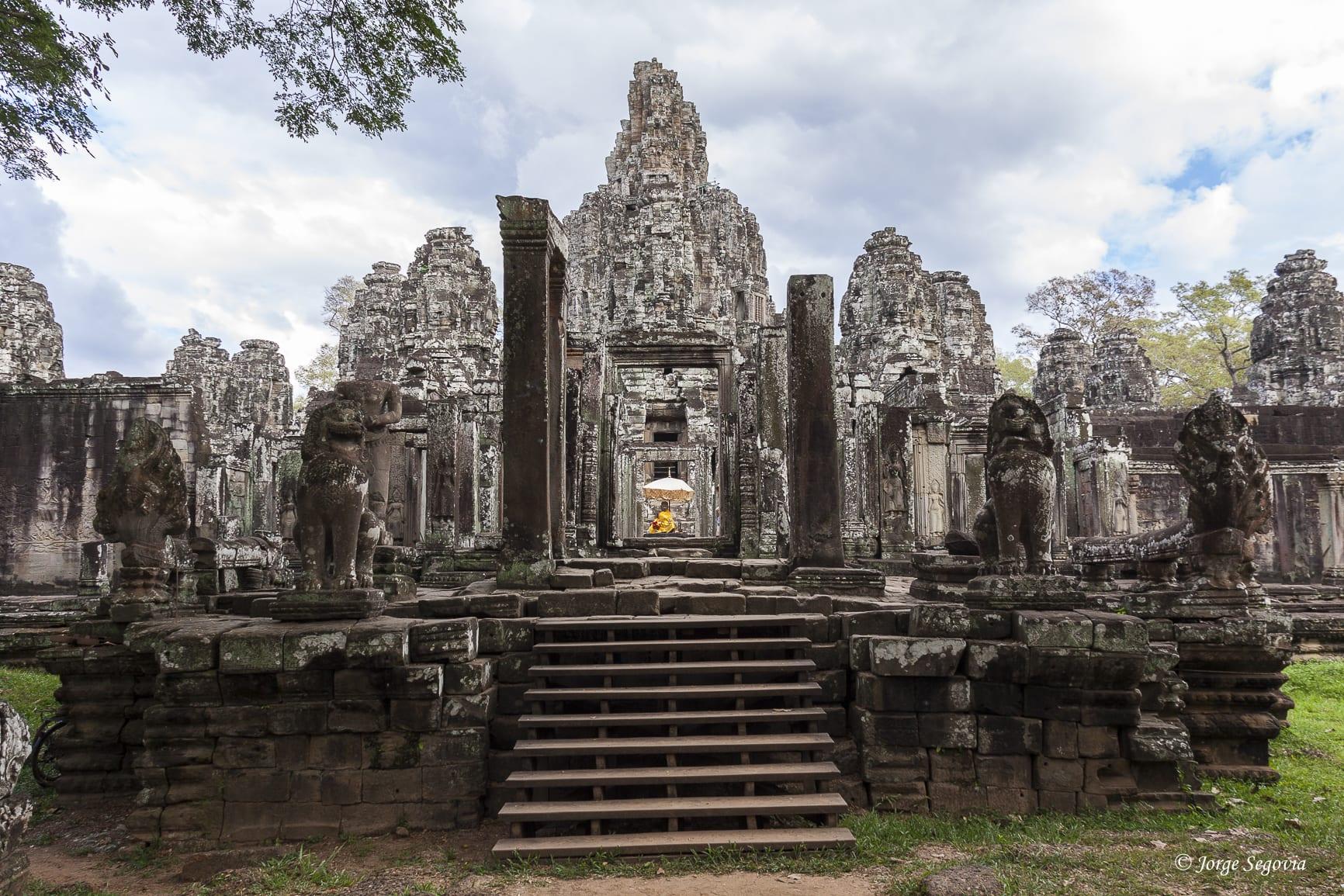 Templo de Bayón: enigmas
