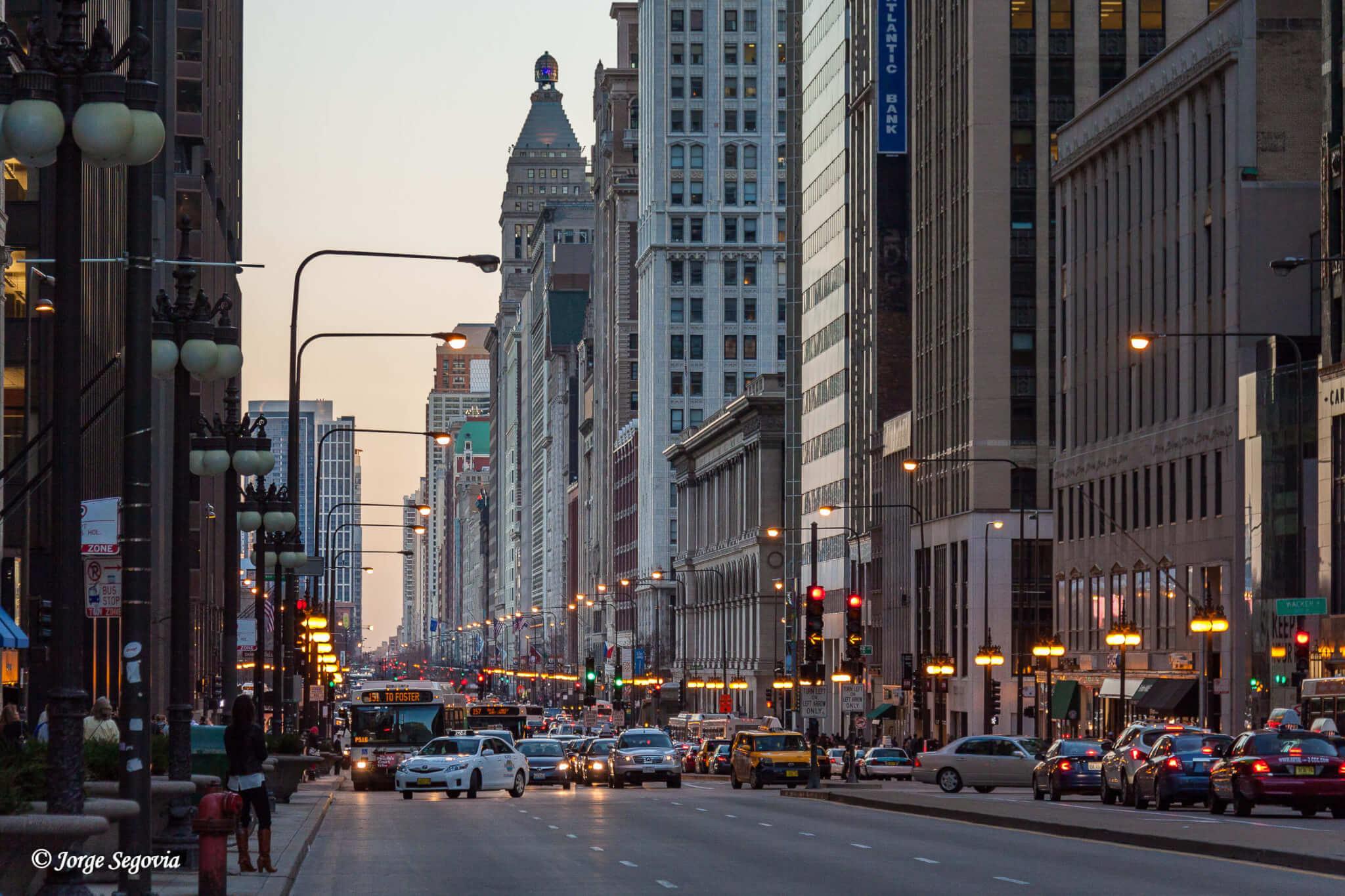 Avenida Míchigan