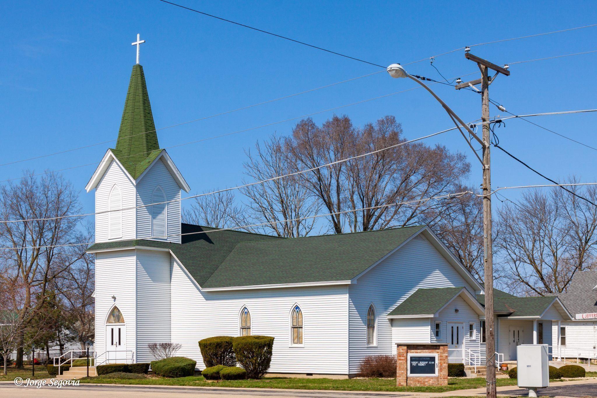 Iglesia Luterana de Gardner