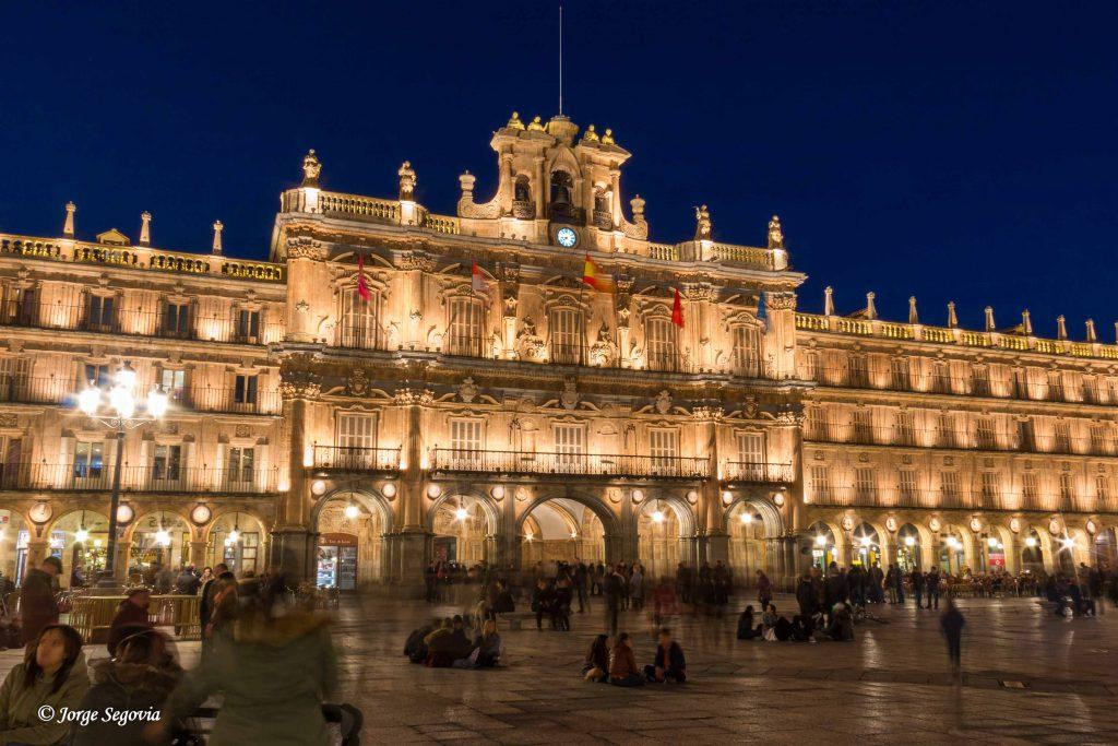Hotel Plaza Mayor Salamanca Spain
