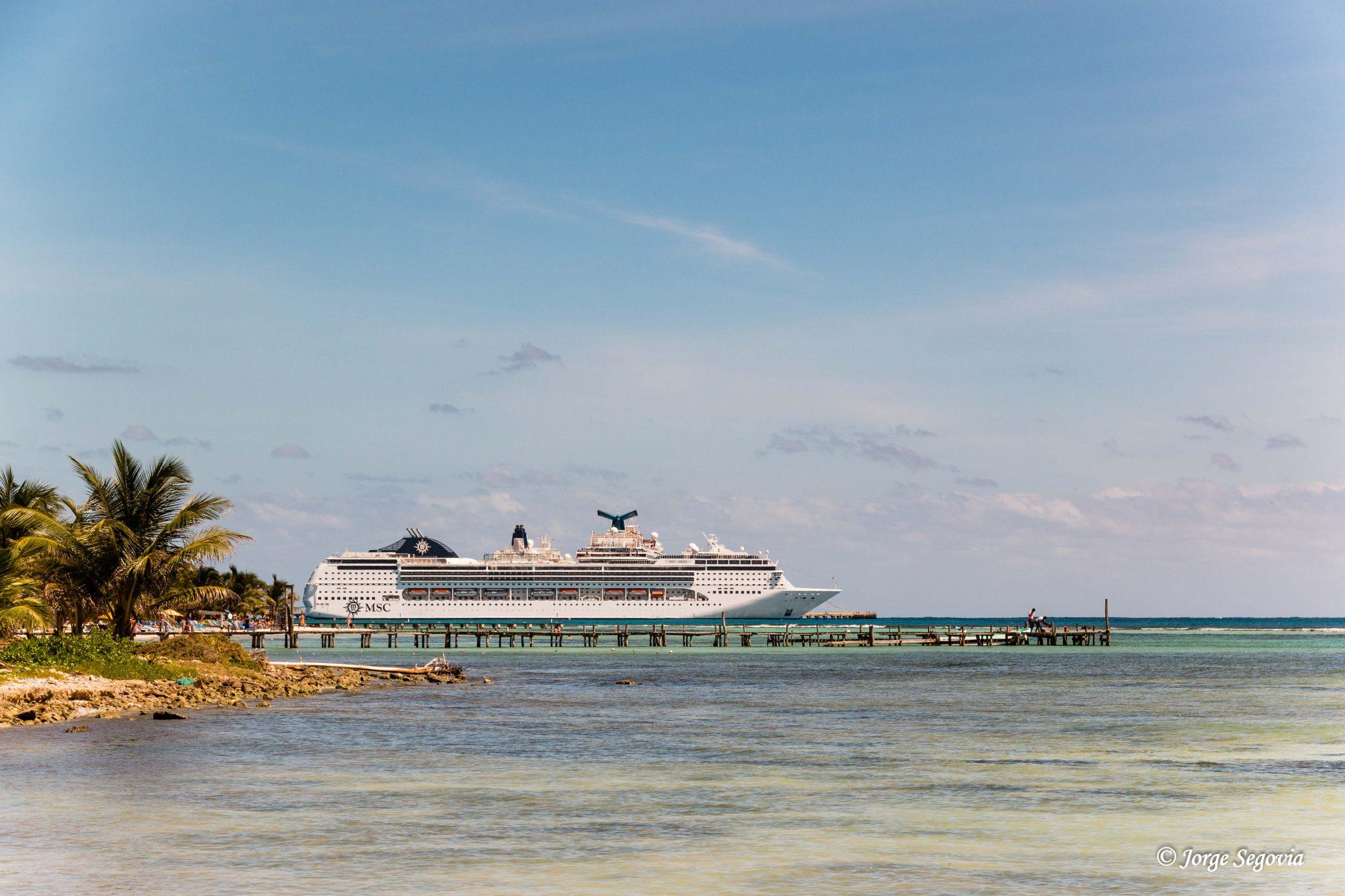 Crucero MSC Opera en Costa Maya