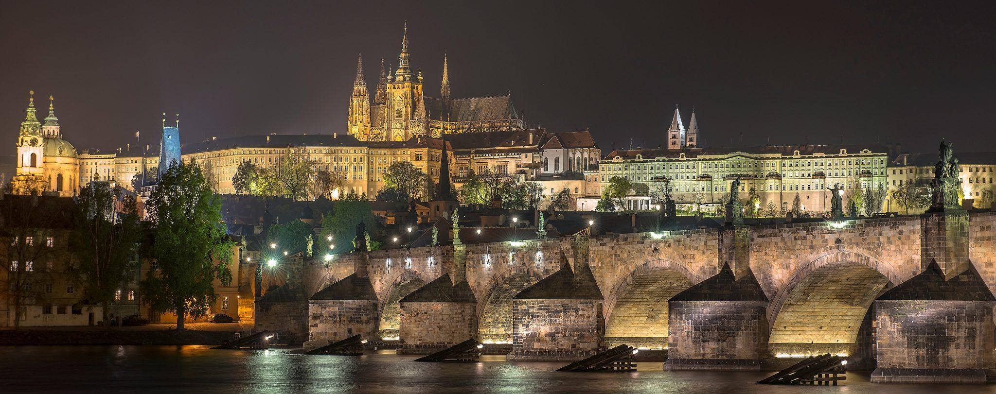Praga desde Málaga