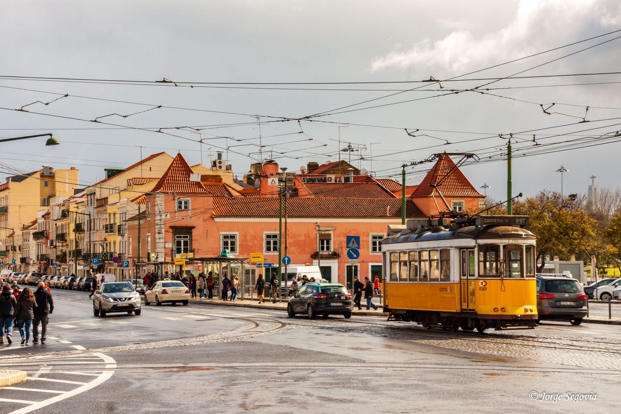 Tranvías y fado en Lisboa