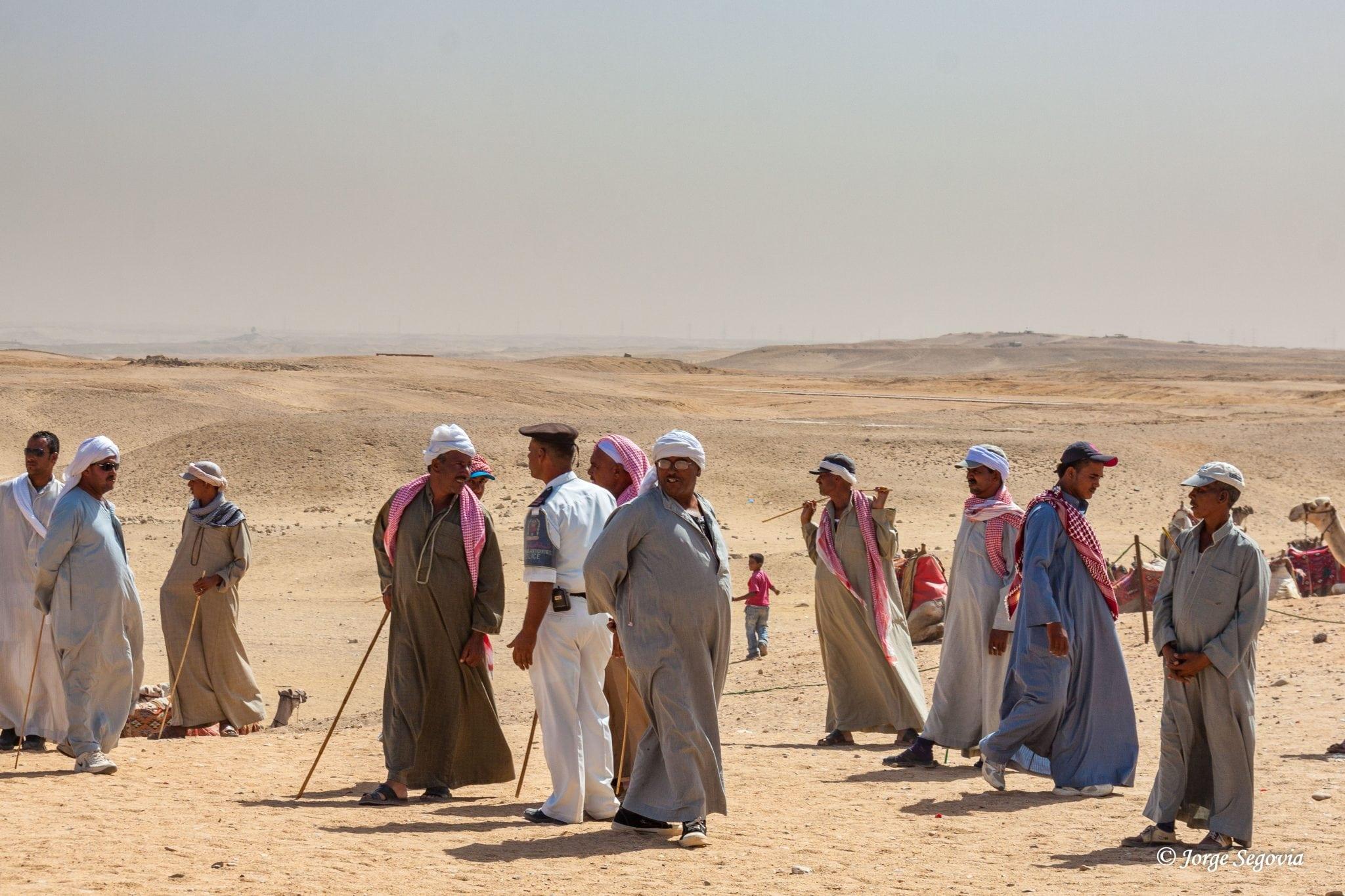 Egipto: renacer turístico