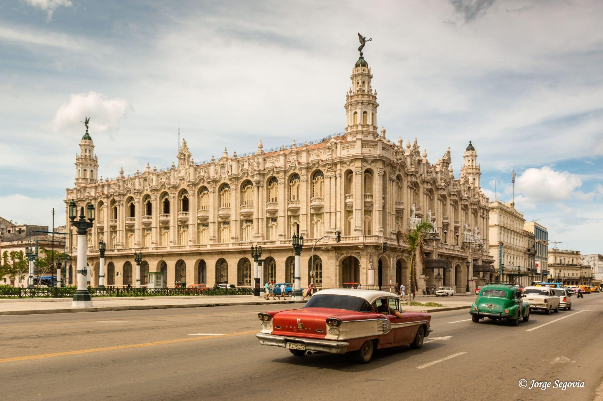 Cuba desde Granada