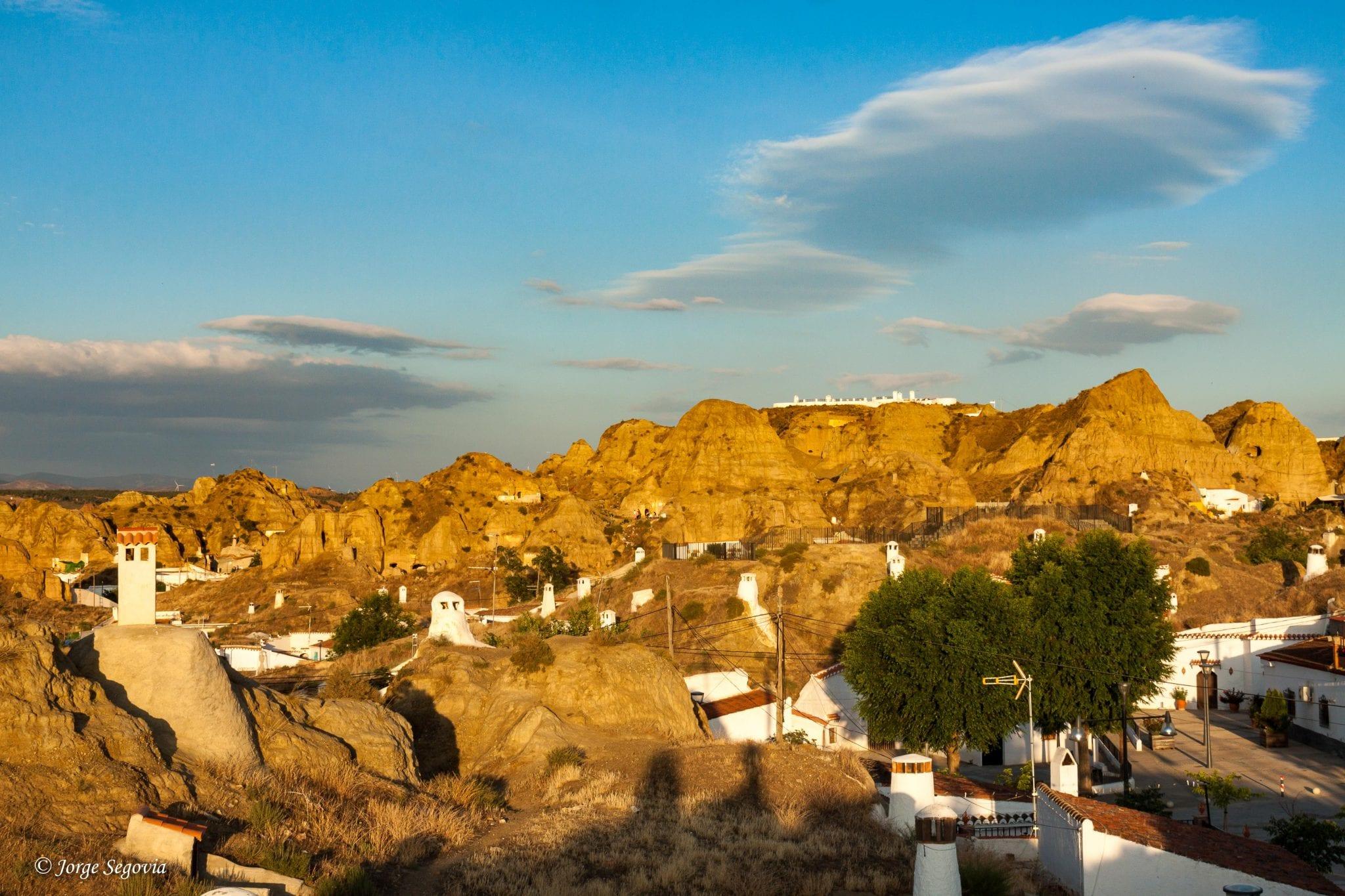 Guadix: Aire acondicionado