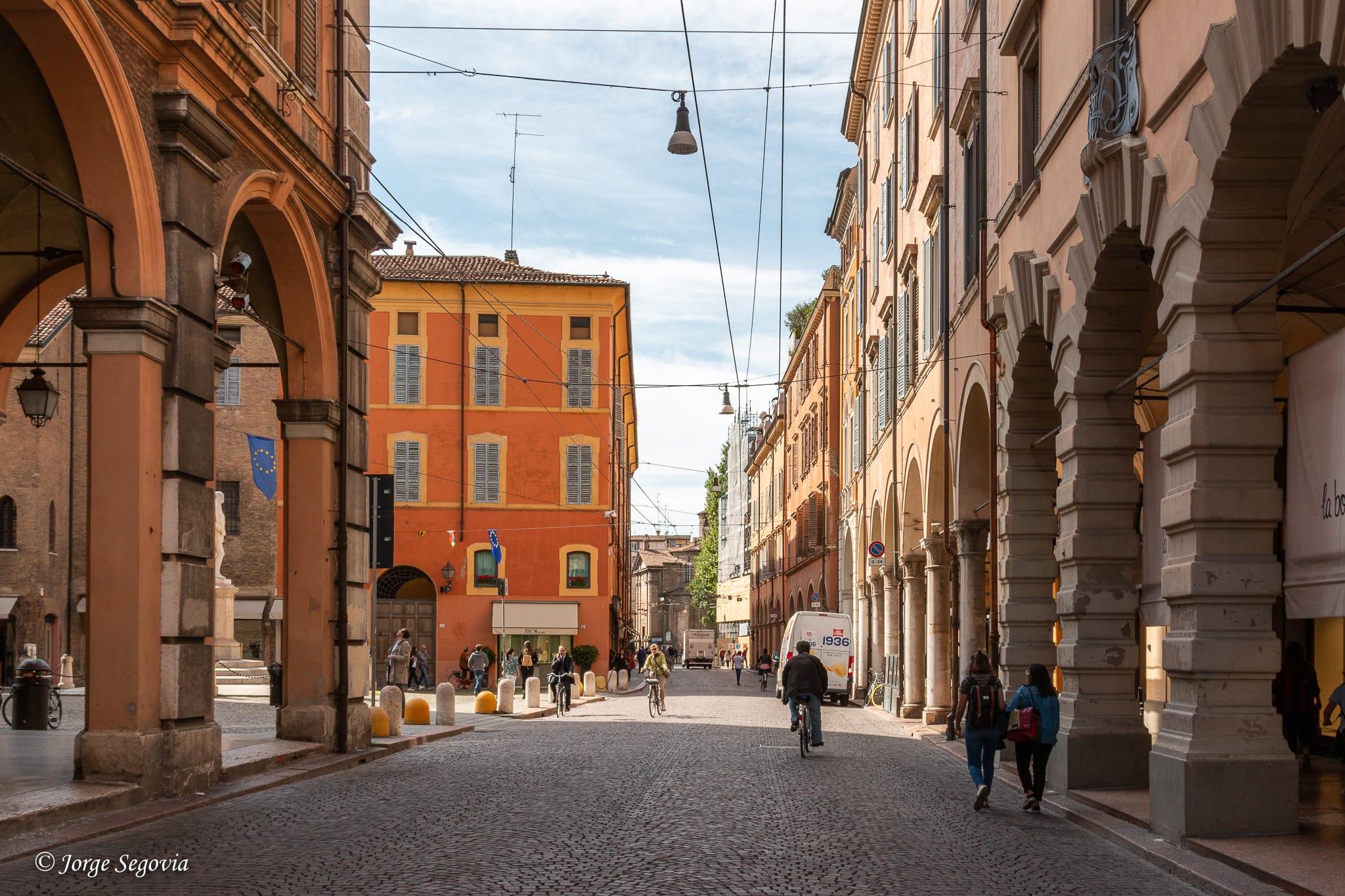 Corso Canal Grande en Modena