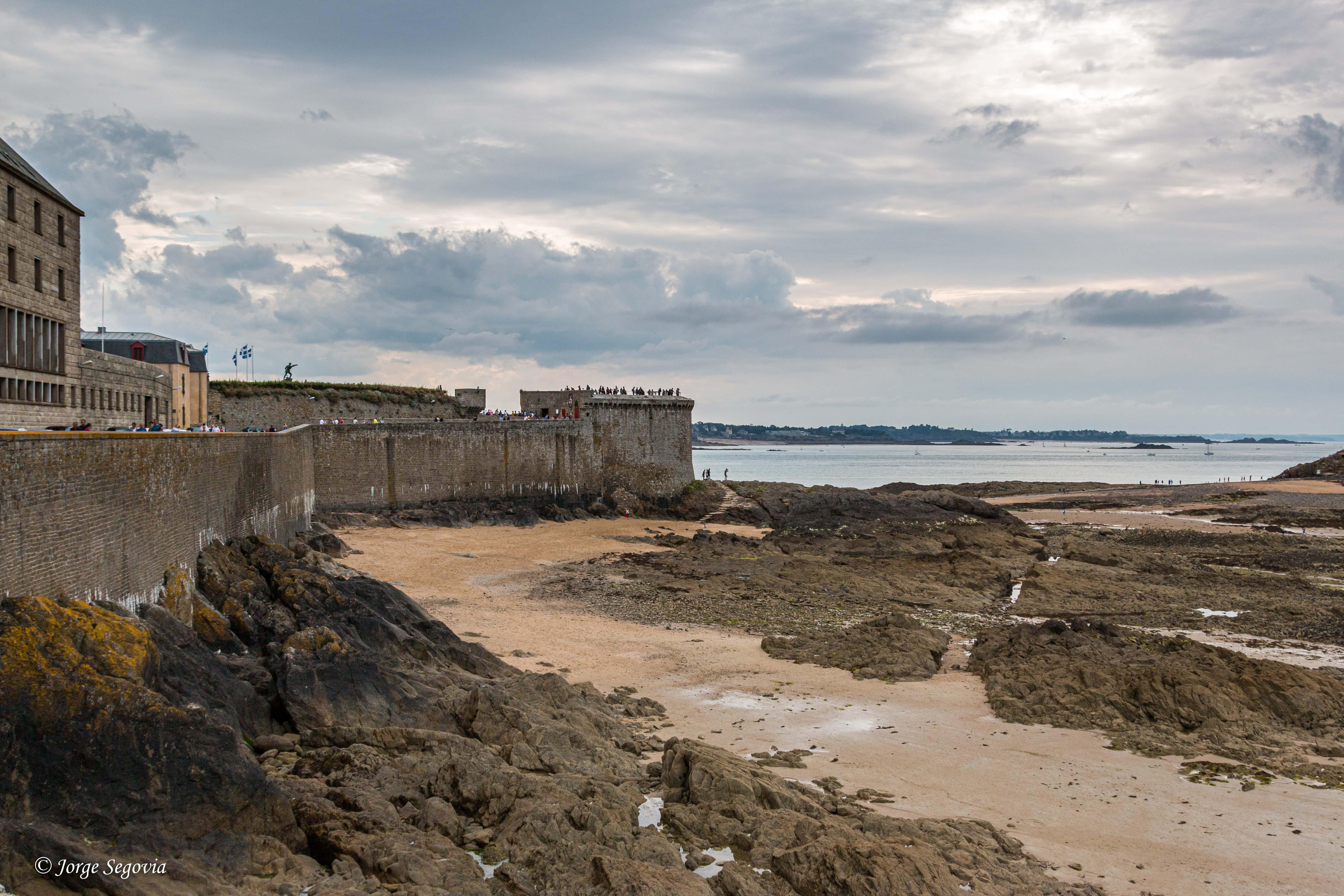 Murallas de Saint Malo