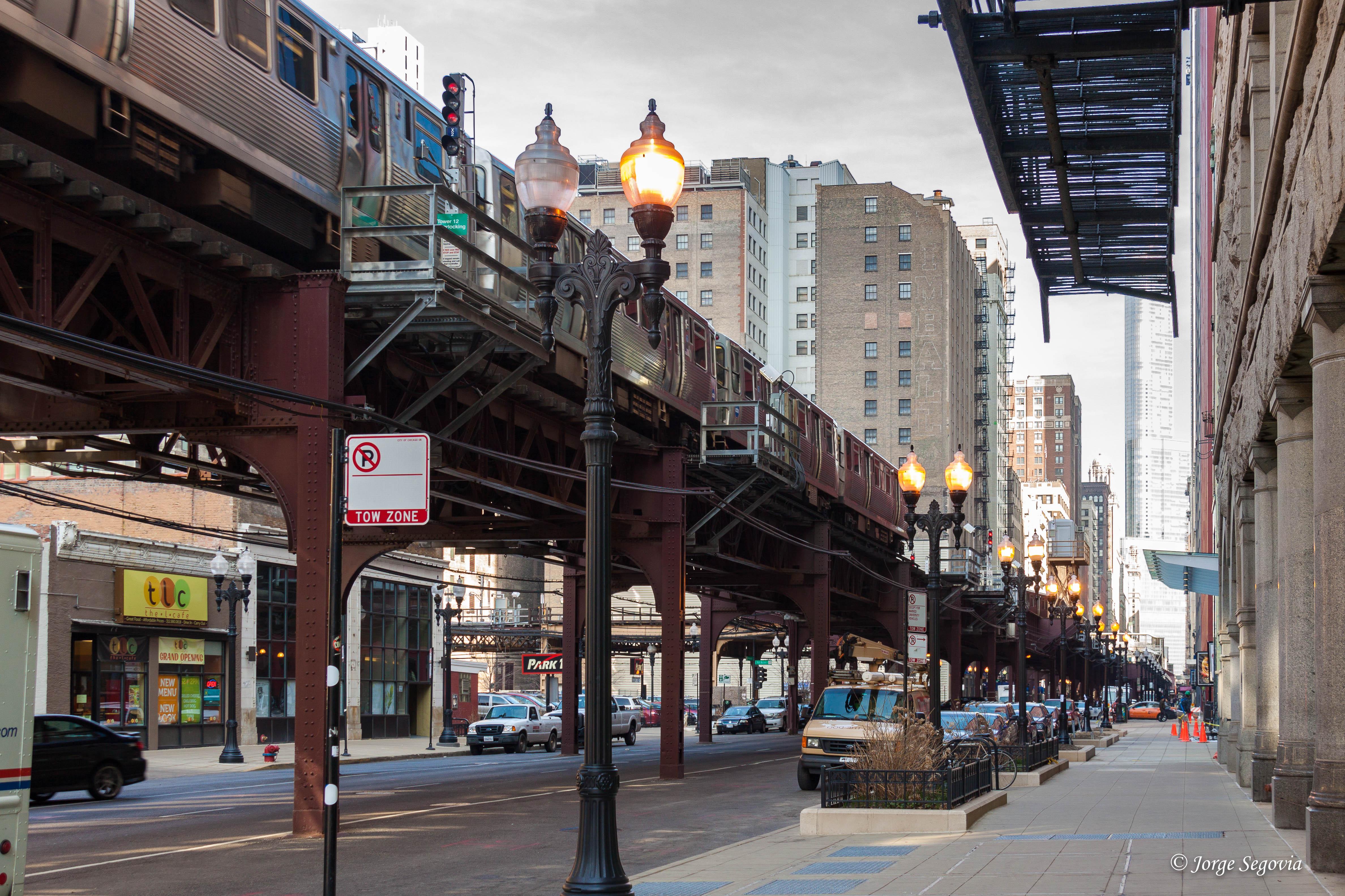 Metro de Chicago