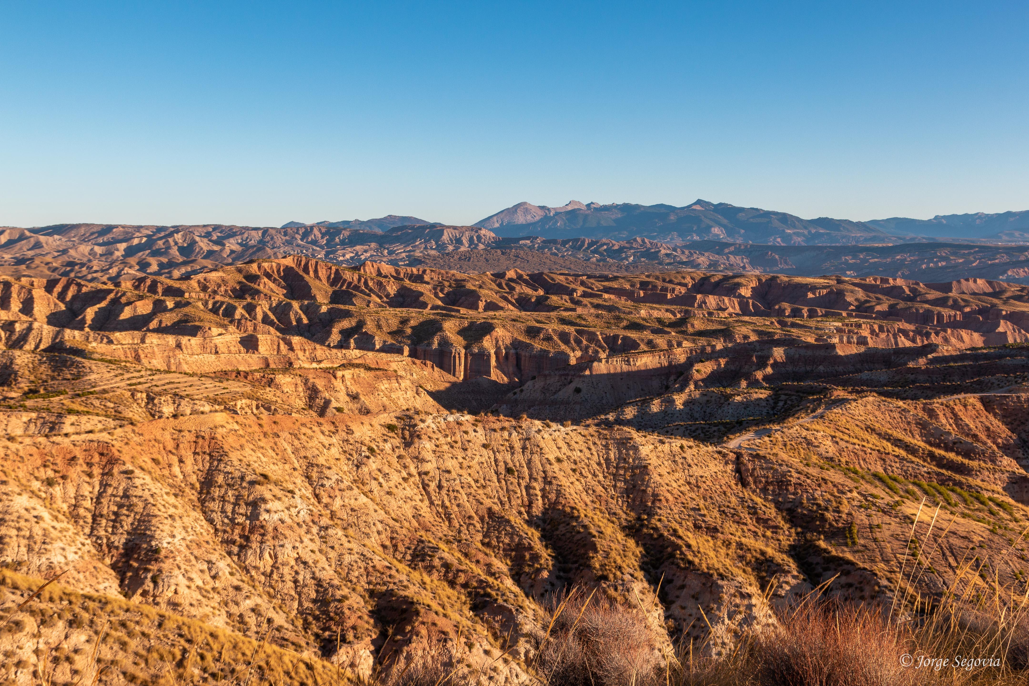 Geoparque de Granada: medio millón de años