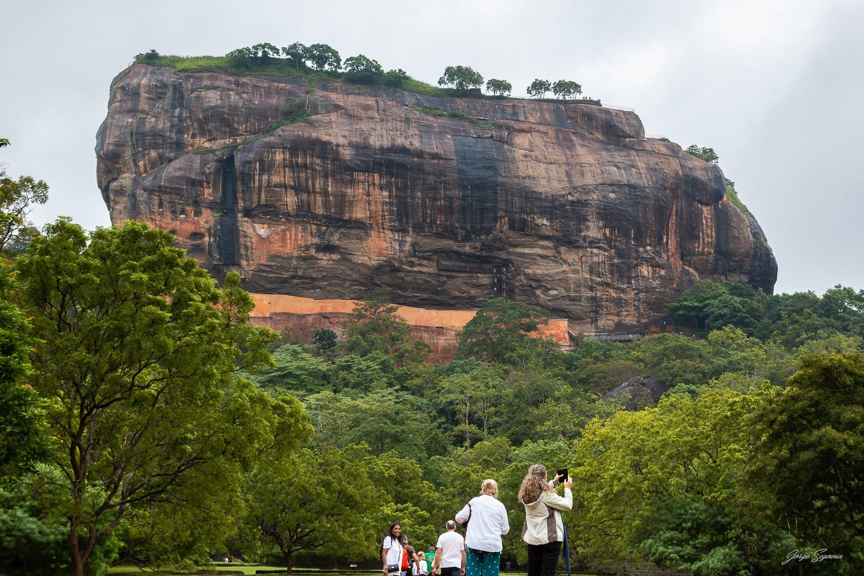 La octava maravilla del mundo: Sigiriya