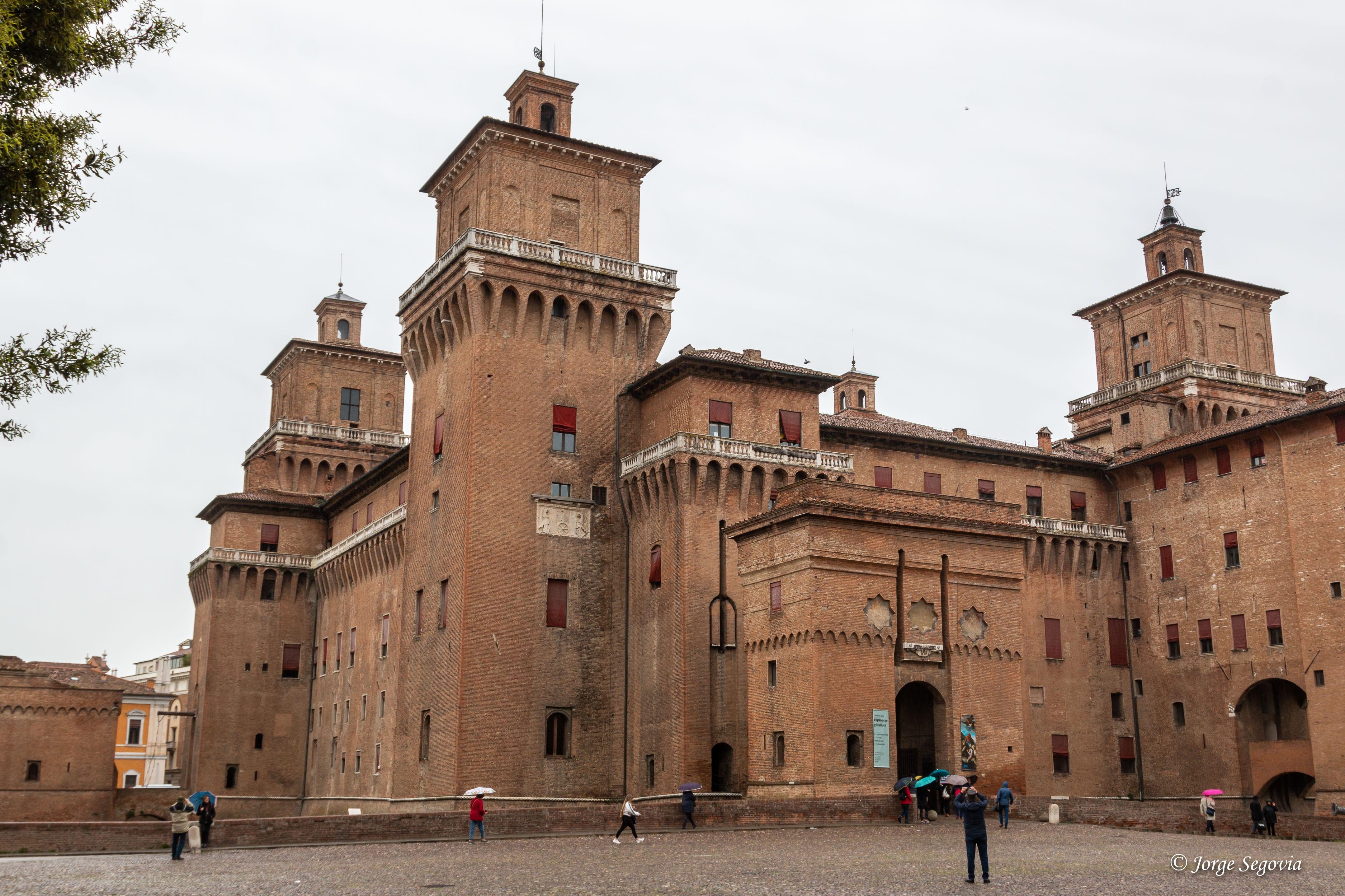 Castillo Estense de Ferrara