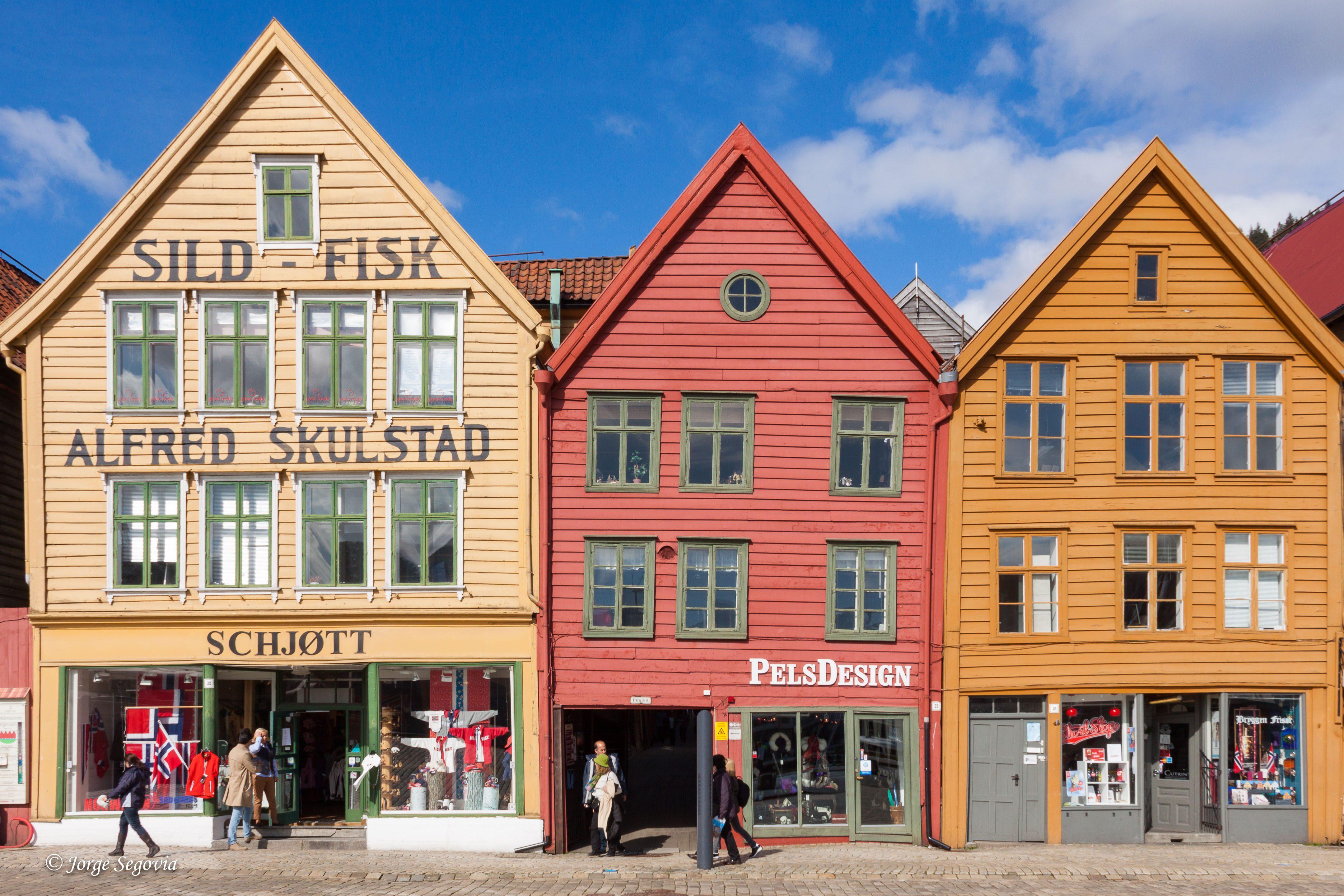 Bergen, una delicia escandinava