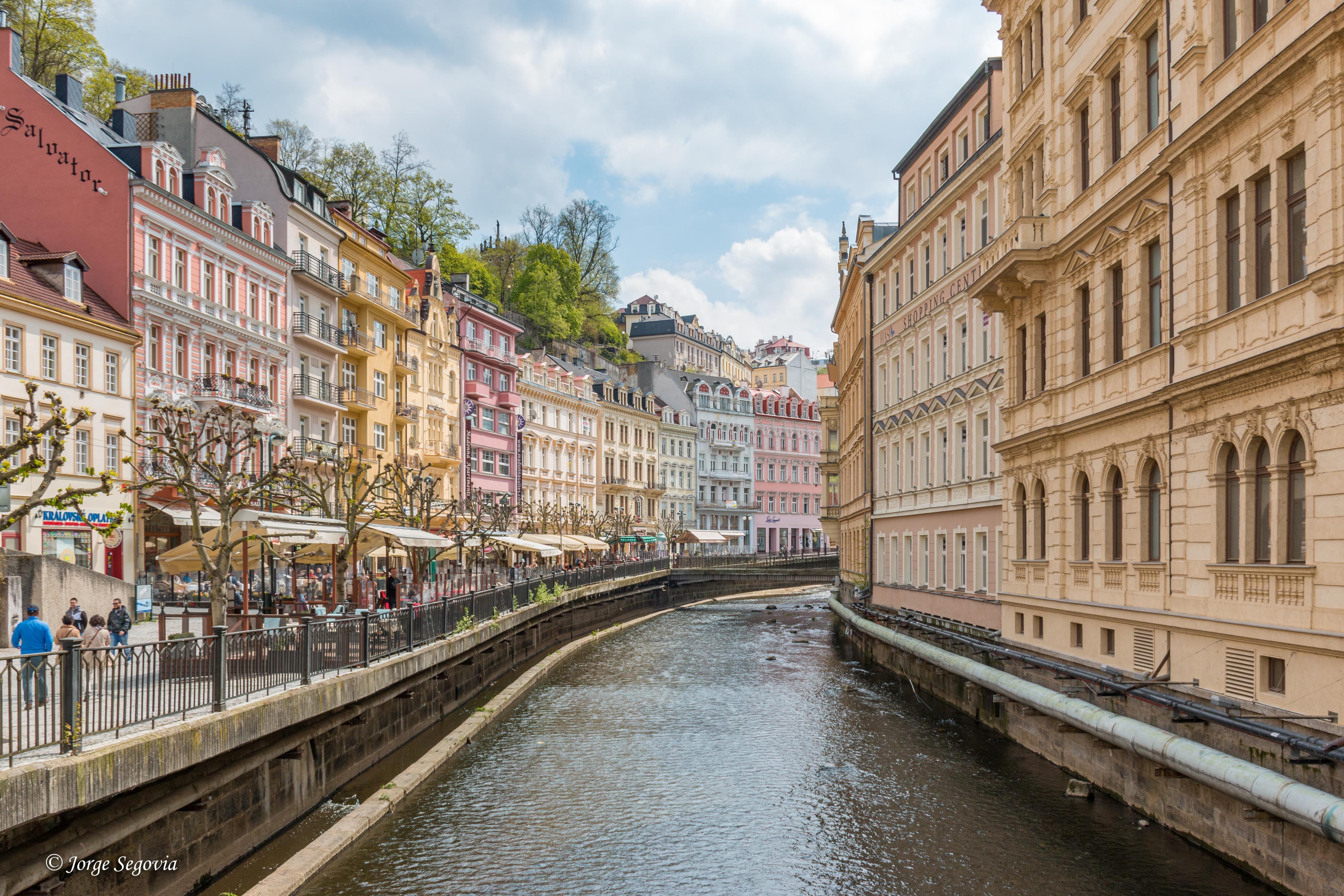 Nuevos sitios Patrimonio de la Humanidad: Karlovy Vary