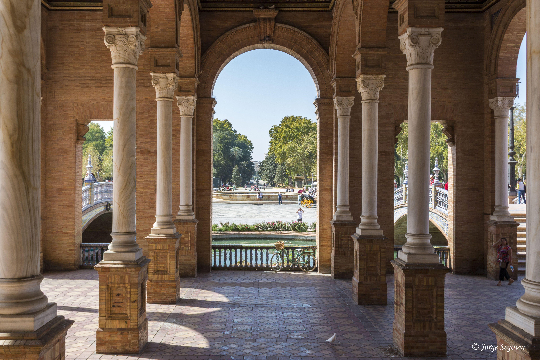 Puente de octubre: Sevilla